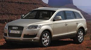 2007 audi q7 reviews view the drive review of the 2007 audi q7 find