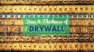What Kind Of Drywall For Bathroom by Complete Guide To Drywall Sizes And Thickness Don U0027t It Up