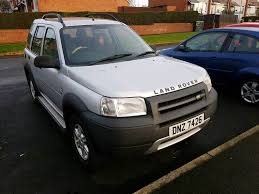 land rover freelander 2002 landrover freelander 2002 in dundonald belfast gumtree