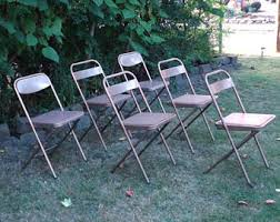 Samsonite Folding Chairs For Sale Metal Folding Chair Etsy