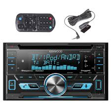 Cd Player With Usb Port For Cars New Kenwood Dpx502bt Car Audio 2 Din Bluetooth Cd Mp3 Pandora