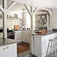 Cream Distressed Kitchen Cabinets Brown Distressed Kitchen Cabinets Design Ideas