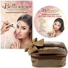 belloccio professional medium shade airbrush cosmetic makeup