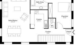plan d une chambre décoration plan d une maison trois chambres 53 besancon