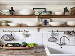 kitchen with shelves instead of cabinets awesome kitchen shelves open wooden shelving in kitchen shelves instead of cabinets 15