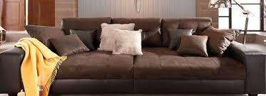 big sofa leder leder big sofa kaufen bei cnouch de