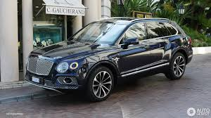 bentley bentayga 2016 price bentley bentayga 10 july 2016 autogespot