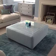 take five broadway cocktail ottoman w slide lexington home
