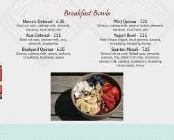 Backyard Bowl Santa Barbara Backyard Bowls Santa Barbara Breakfast Health Food Restaurants