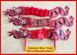 New Year Craft Decorations by 12 Chinese New Year Crafts Tauni Co