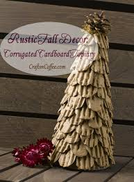 Rustic Fall Decor Diy A Fall Topiary For Your Rustic Fall Décor Crafts U0027n Coffee