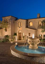 timeless architecture formal mediterranean style living