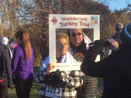morris township thanksgiving day turkey trot attracts 2000