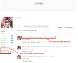 Resume Activity Create A Social Job Portal By Seamlessly Integrating Buddypress