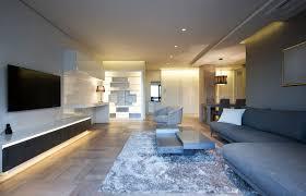ultra modern living room home improvement ideas