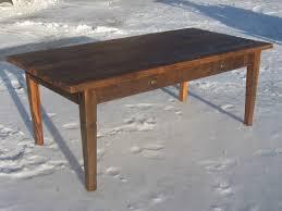 Red Oak Table by 26 Best Farm Tables Images On Pinterest Farm Tables White Oak