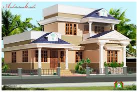 plans of houses kerala style 4 bedroom colonial style house