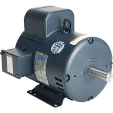 Single Phase Water Pump Motor Price Leeson Reversible Electric Motor U2014 5 Hp 1740 Rpm 230 Volts