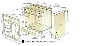 Cabinet Toe Kick Dimensions Kitchen Cabinet Height Standard You Should Follow
