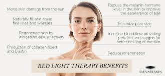 red light therapy skin benefits about led anti aging rejuvenation elevare by elevare skin