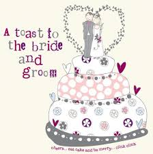 wedding cake clipart wedding toast pencil and in color wedding