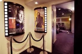 cinema decor for home home cinema decor 47 decorating photos in