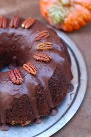 fresh fig topped spice cake recipe chocolate bundt cake