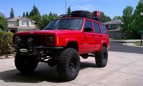 operation jeep cherokee resurrection 2000 cherokee xj silver