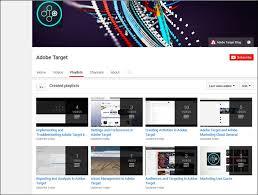 training videos for adobe target standard and premium adobe target