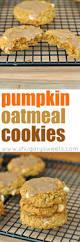 pumpkin oatmeal cookies recipe pumpkin oatmeal cookies