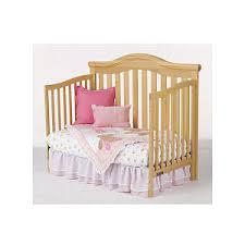 Delta Venetian Convertible Crib Delta Venetian 4 In 1 Non Drop Side Convertible Crib Natur