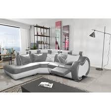 canapé d angle relax pas cher canapé d angle gauche design 4 places avec méridienne et