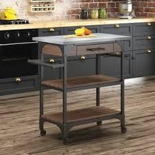 island kitchen counter kitchen islands carts you ll wayfair
