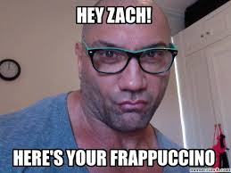 Hey Gay Meme - zach