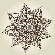 293 best mandalas henna ornaments images on