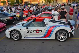 Porsche 918 Gt3 - porsche 918 spyder weissach edition in calgary gtspirit