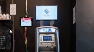 Home Design Story Hack Iphone Mr Robot Concept Store Lets You U0027hack U0027 A Fake Atm For Real Money