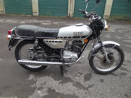 a 1979 yamaha rs125 registration number kya 321t frame number