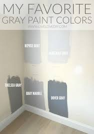 gray paint ideas for a bedroom the best gray paint colors revealed livelovediy blog pinterest