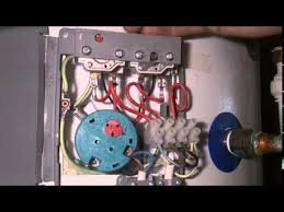 how to change a megaflo immersion heater thermostat youtube