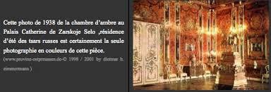 chambre d ambre le mystère de la chambre d ambre histoire forum fr