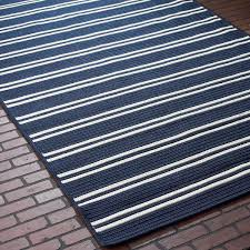 Indoor Outdoor Braided Rugs by Rug Navy Striped Rug Wuqiang Co