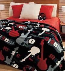 Guitar Duvet Cover Music Bedding Sets Webnuggetz Com
