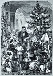 it u0027s about time 19c us christmas trees u0026 cards
