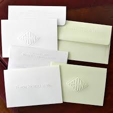 embossed stationery embossed stationery notes