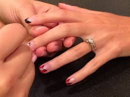cheer on the az cardinals with fan tastic nail art style files