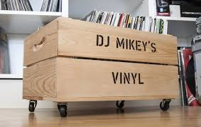 Personalized Record Album The 10 Best Record Crates And Boxes The Vinyl Factory
