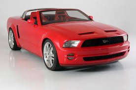 2005 Black Mustang For Sale History Of The 2005 2009 Mustang The Classic Look Returns