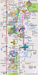 Map Of International Airports Las Vegas Map Detailed Road U0026 Street Names Plan With Favourite