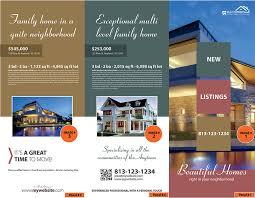 realty brochures realty brochure templates realty brochures